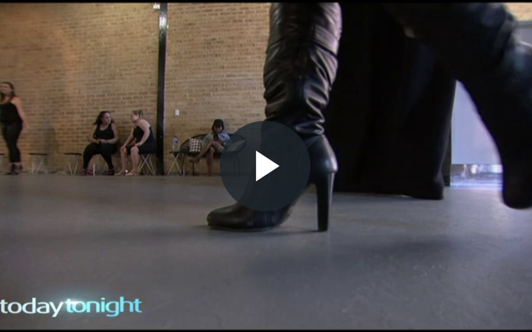New exercising revolution involving dancing in high heels