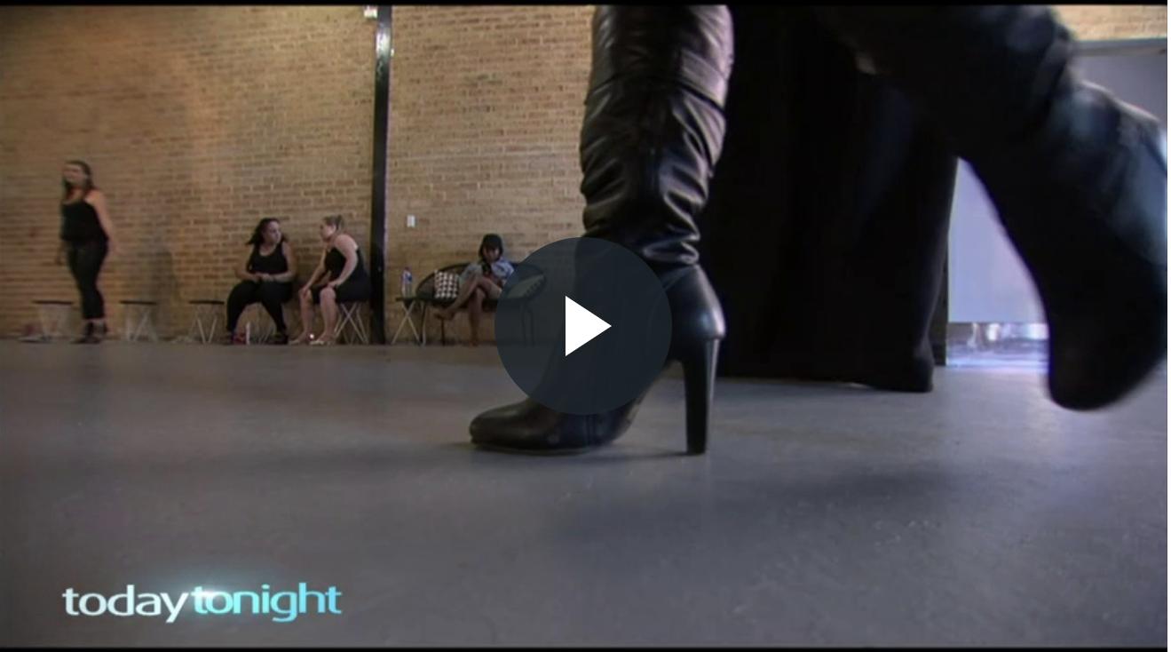 New exercising revolution involving dancing in high heels